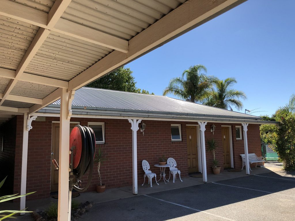 Motel for Wedding Euroa