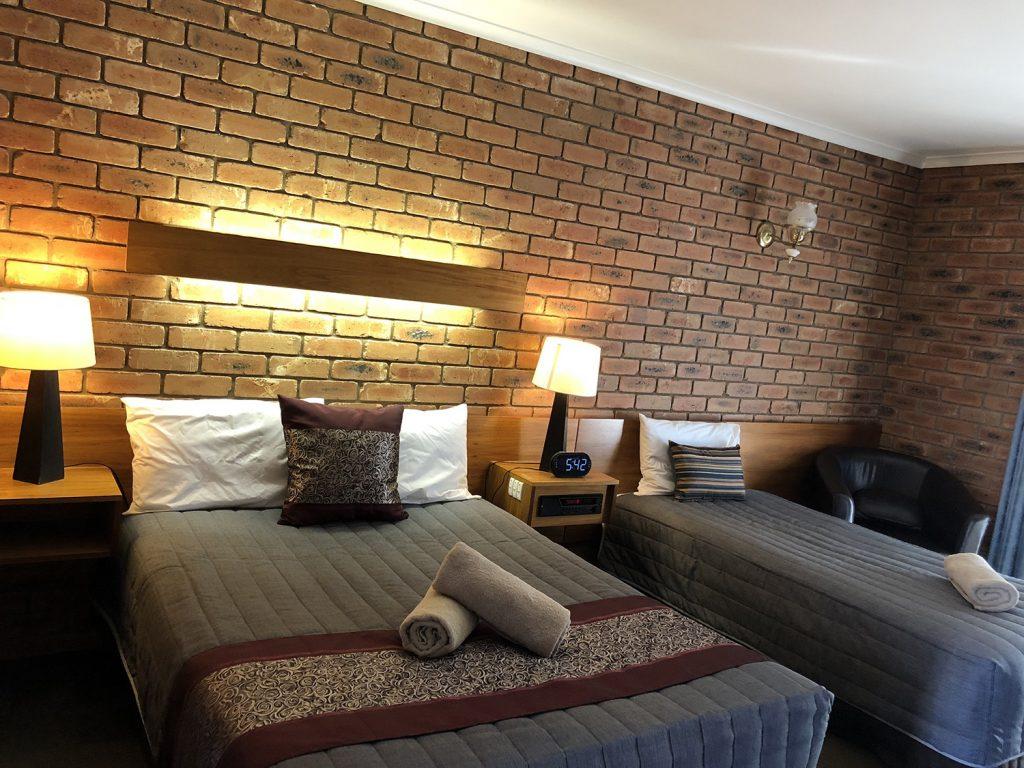 Motel for Wedding Euroa